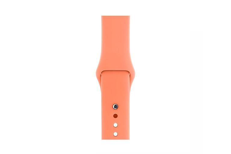 "Ремешок для Apple Watch 38/40 mm ""абрикос"" №42"