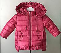 Куртка на девочку детская демисезонная 1-3 года b390e049cff2f