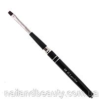 Пензель для нарощування G. Lacolor з чорною ручкою 4