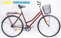 Велосипед городской дорожный женский 28 Аист Украина