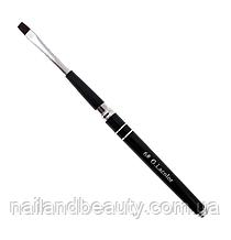 Пензель для нарощування G. Lacolor з чорною ручкою 6
