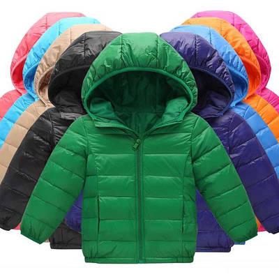 Детские куртки, комбинезоны, жилетки, ветровки [0-8 лет].