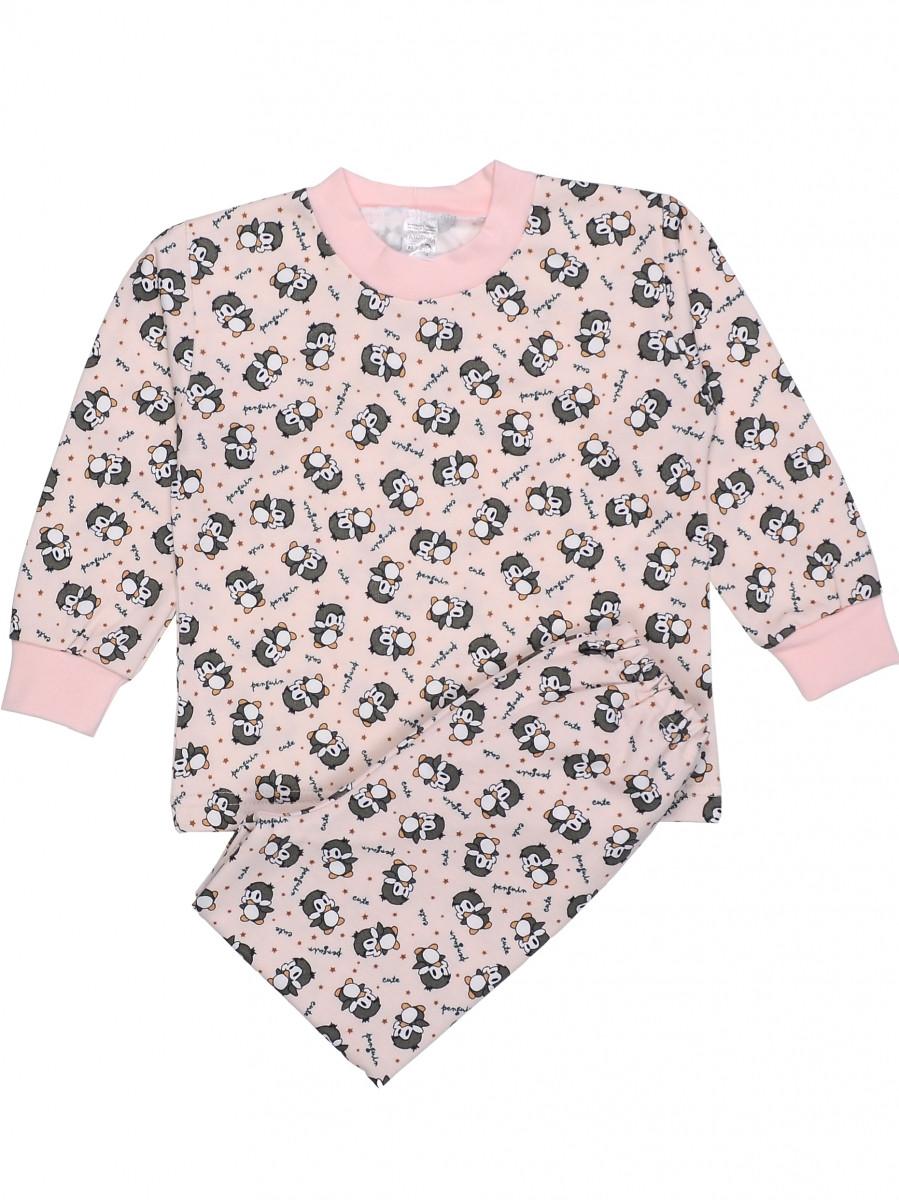 Пижама для Девочки Татошка 01202пин Футер 6392becac93e3