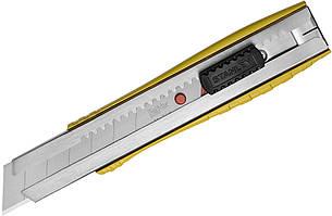 Нож FatMax с выдвижным сегментным лезвием, автоблокировка, 25 мм, 195 мм, STANLEY (0-10-431)