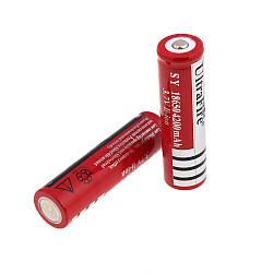 Батарейка BATTERY 18650 R (красный)