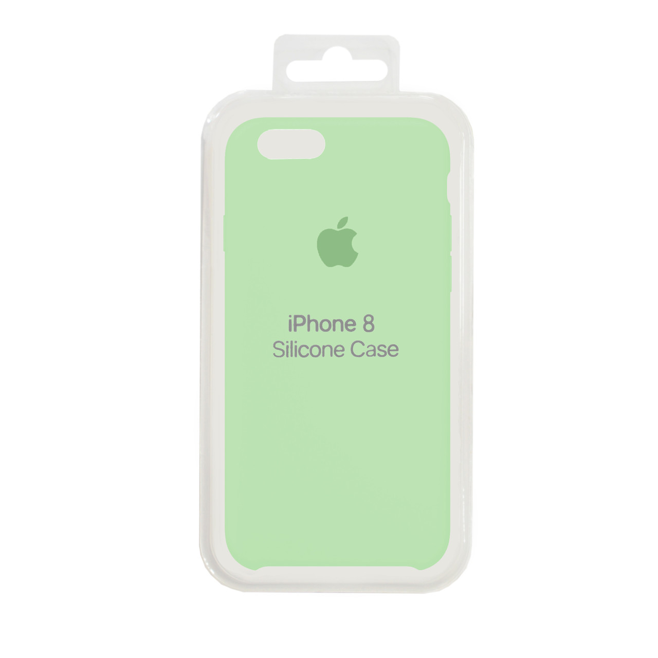 buy online ea24d 5e8a1 Silicone Case Original for iPhone 7/8 Marine Green