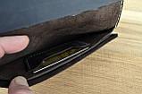 Женский кожаный кошелек Mr.Falke, фото 5