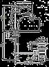 Смеситель для умывальника EMMEVI TIFFANY GBE6003 гранит, фото 2