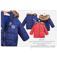 Куртка для мальчика Bembi КТ177 плащевка с утеплителем Размер 128 5b09784756f1a