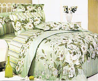 Постельное белье ТЕП Колорит полиэстер Bedding collection 735 Жасмин Двуспальный  евро комплект 837bf7699f289