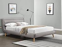 Кровать ELANDA 160 jasny popiel  (Halmar)