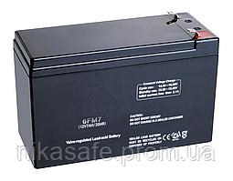 Батарея аккумуляторная 12V 7AH