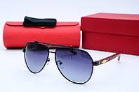 Солнцезащитные очки C00322 черные