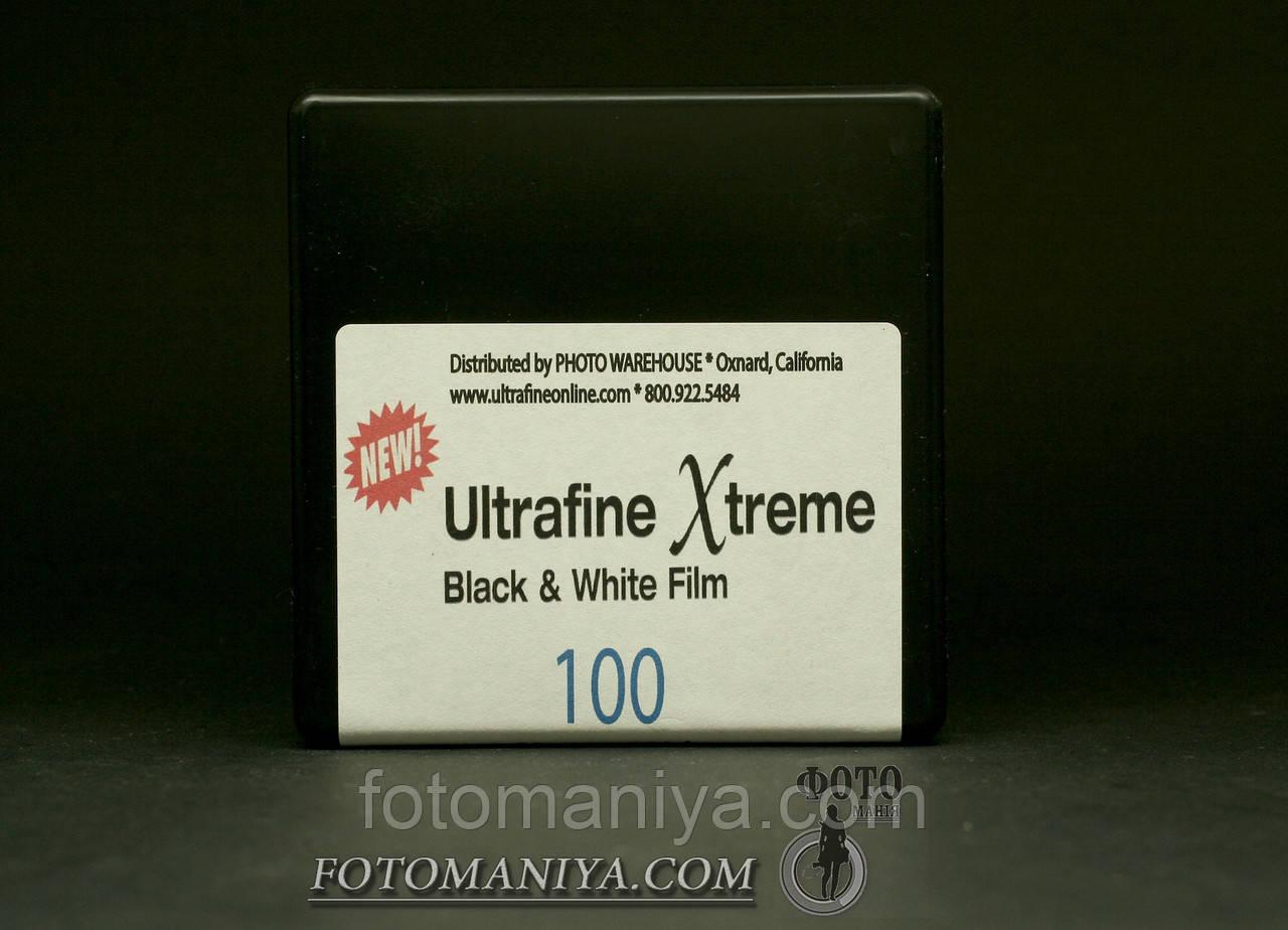 Фотоплівка негативна, чорно-біла Ultrafine Xtreme 100 рулон 30,5 m