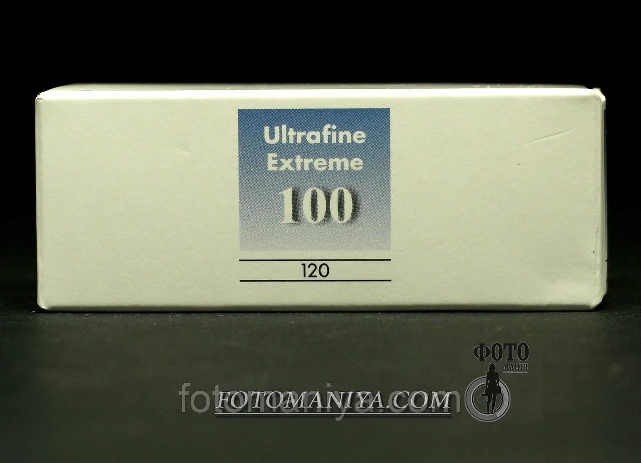 Фотоплівка негативна, чорно-біла Ultrafine Xtreme 100 тип 120