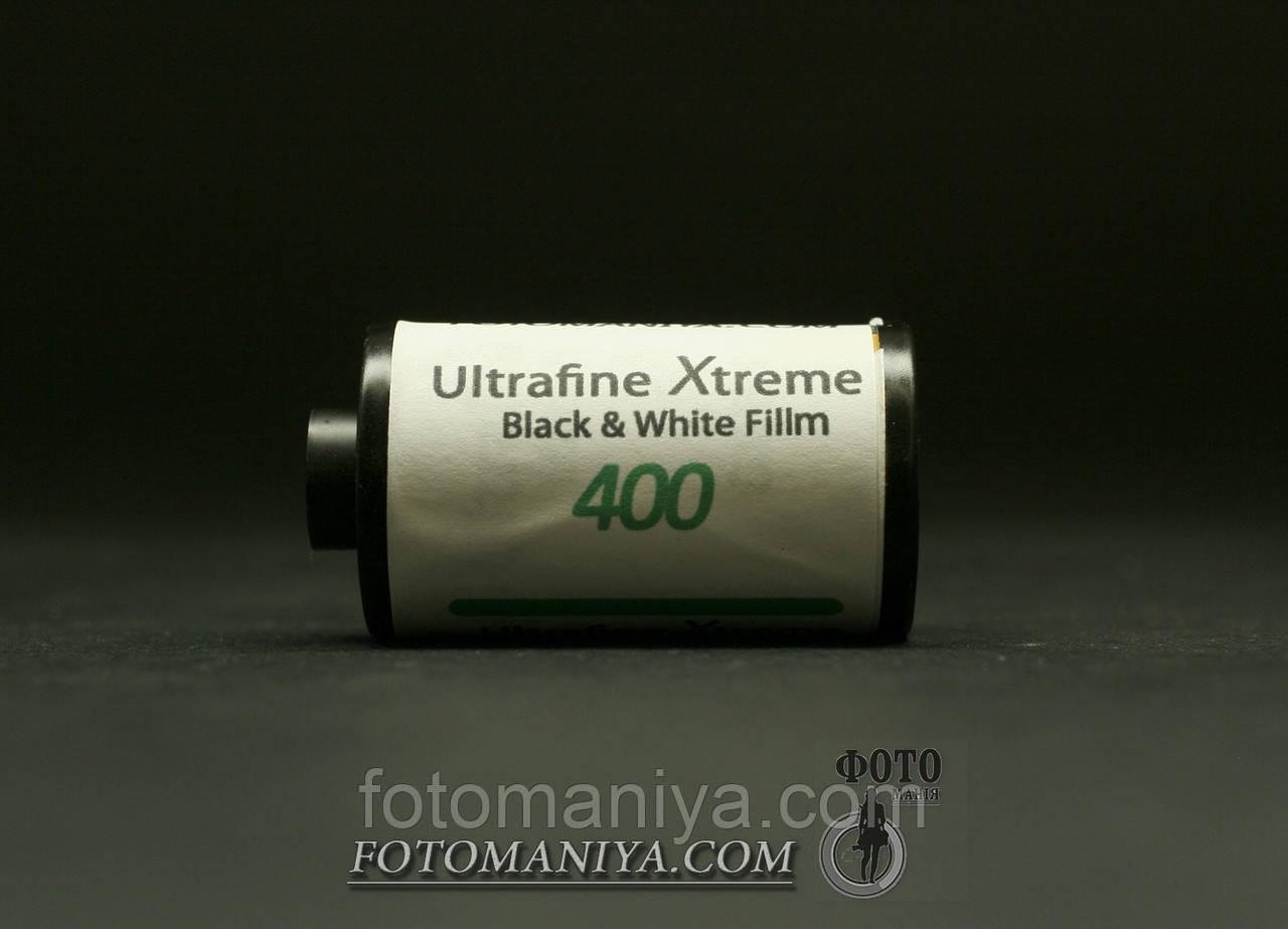 Негативна Фотоплівка, чорно-біла Ultrafine Xtreme 400 135-36