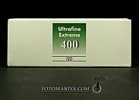 Фотоплівка негативна, чорно-біла Ultrafine Xtreme 400 тип 120