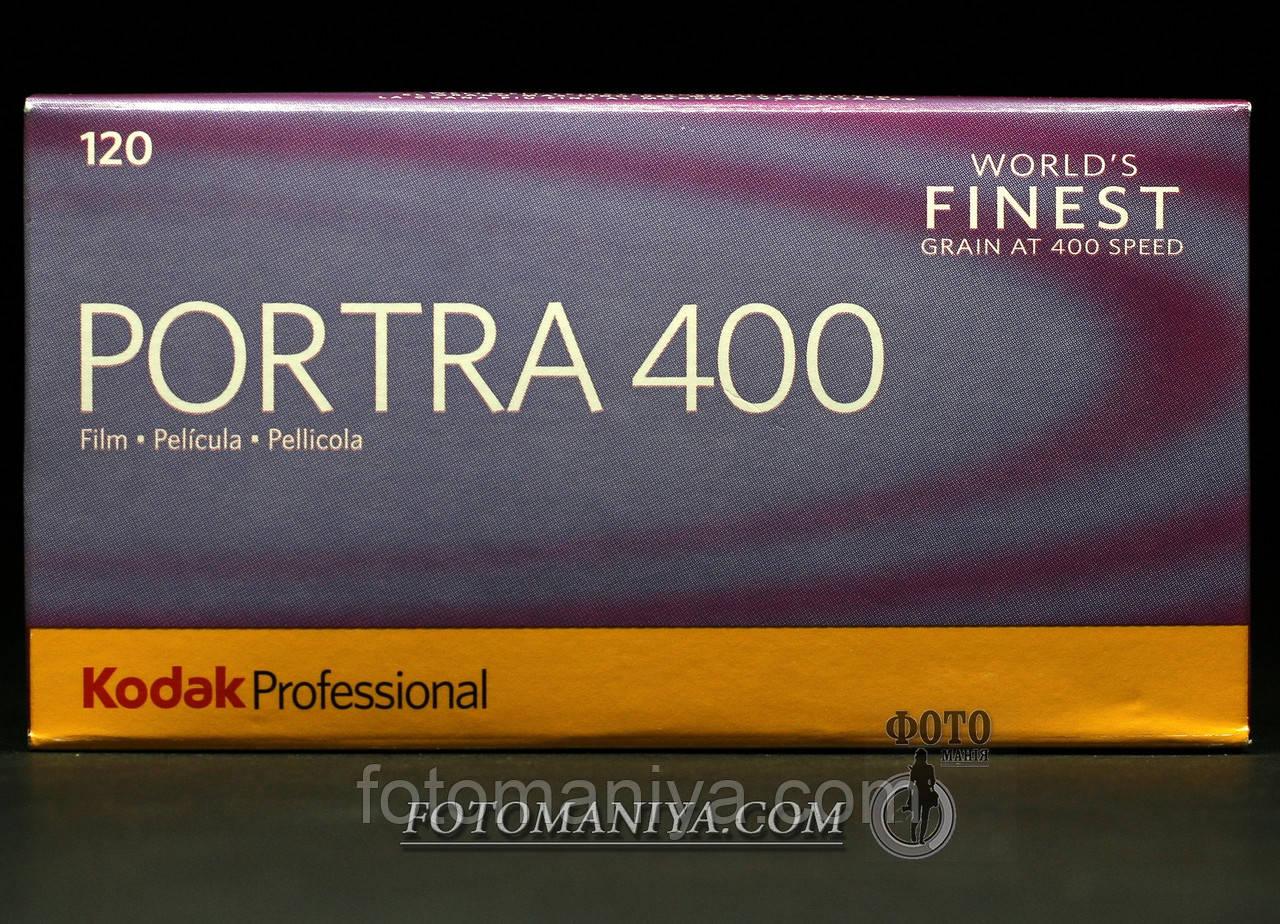 Фотоплівка Kodak Portra 400 тип 120  фотоплёнка
