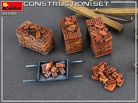 Строительные материалы, инструменты и принадлежности. 1/35 MINIART 35594, фото 3