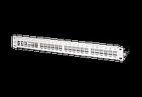 130921-00-E Патч-панель 24 порта 1U (нерж.сталь)