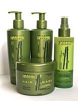 Набор для ухода за волосамиImperity Organic Midollo di Bamboo (шампунь+бальзам+маска+кондиционер)