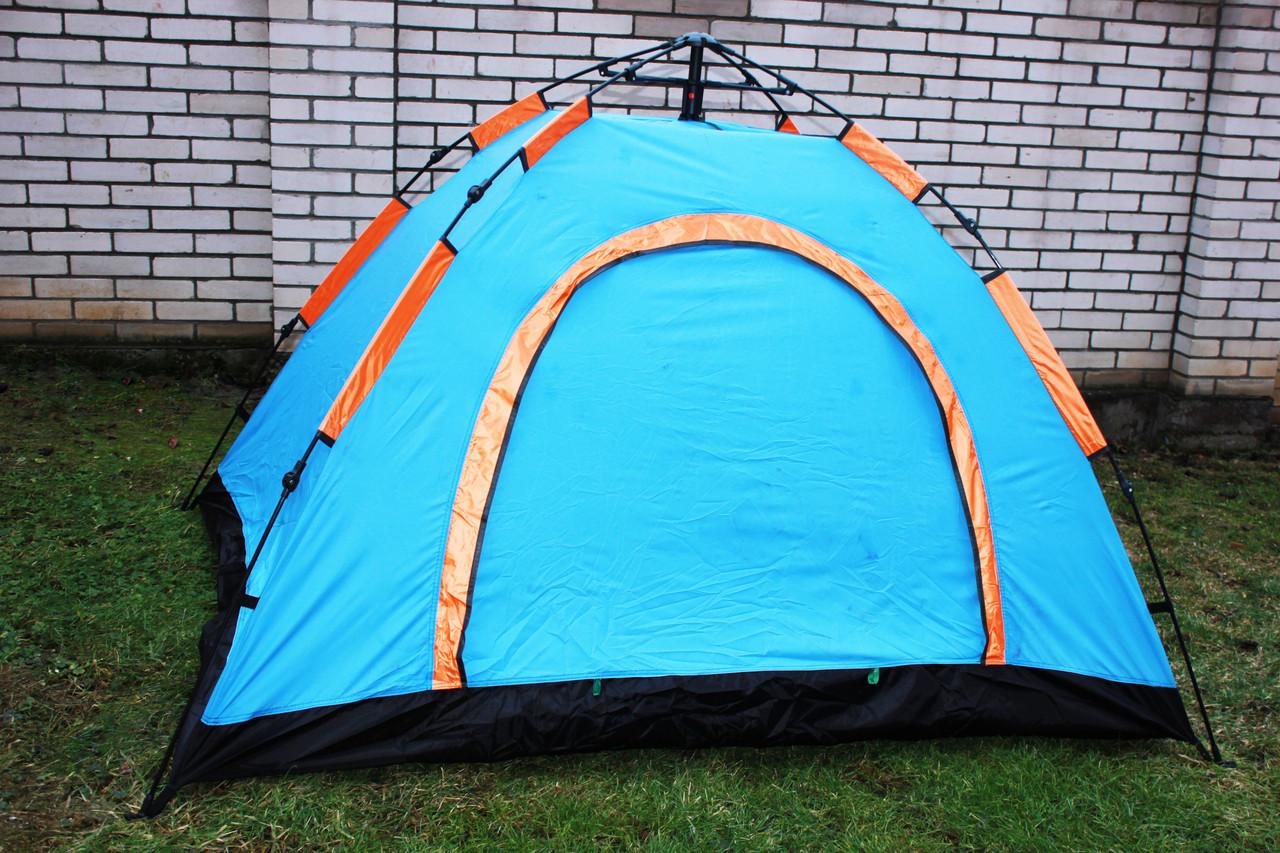 Палатка автоматическая 2.00×1.50×1.20 м. + каремат