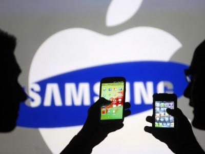 Apple і Samsung поборються за звання найбільшого постачальника смартфонів 2015