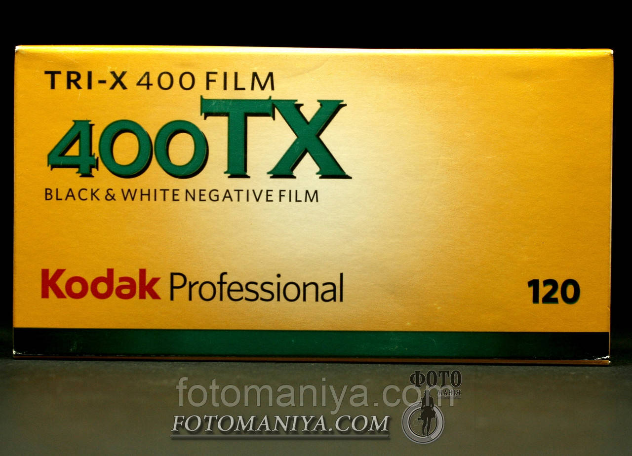 Kodak Tri-X 400TX тип 120