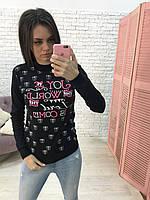 Женский Батник Турция р.S-M, L-XL Оптом