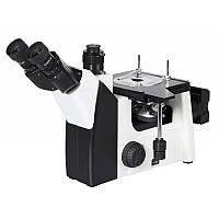 Інвертований мікроскоп металографічний IE200M, фото 1