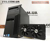 Компьютер Lenovo M81, Intel Core i5-2400 3.4GHz, RAM 8ГБ, SSD 120ГБ, HDD 500ГБ, Radeon RX570 4GB, фото 1