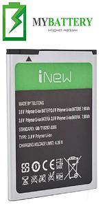Оригинальный аккумулятор АКБ (Батарея) для Inew V7/ EL395468PV 2100mAh 3.8V