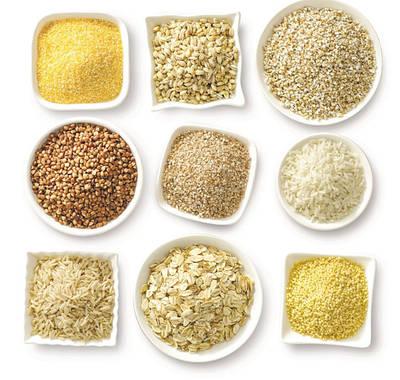 Крупы, мука, злаки, семечки, семена, бобовые