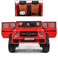 Детский электромобиль M 4000 EBLR-3 красный Mercedes-Maybach Landaulet G650, фото 1