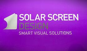 Дизайнерские пленки Solar Screen