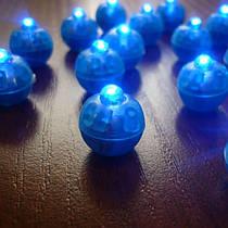 Світлодіод для куль SoFun круглий синій ціна за 1 шт