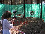 Сетка затеняющая, маскировочная рулон 3*50м 60% Венгрия защитная купить оптом от 1 рулона, фото 6