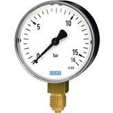 Шкала перевода данных единиц измерения давления