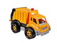 Транспортная игрушка мусоровоз технок