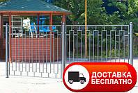 Сварной забор H 1540 модель СВ-01