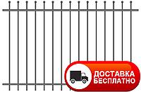 Сварной забор H 1530 модель СВ-02
