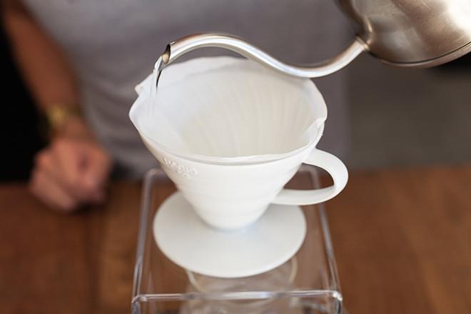 фильтр для кофе бумажный