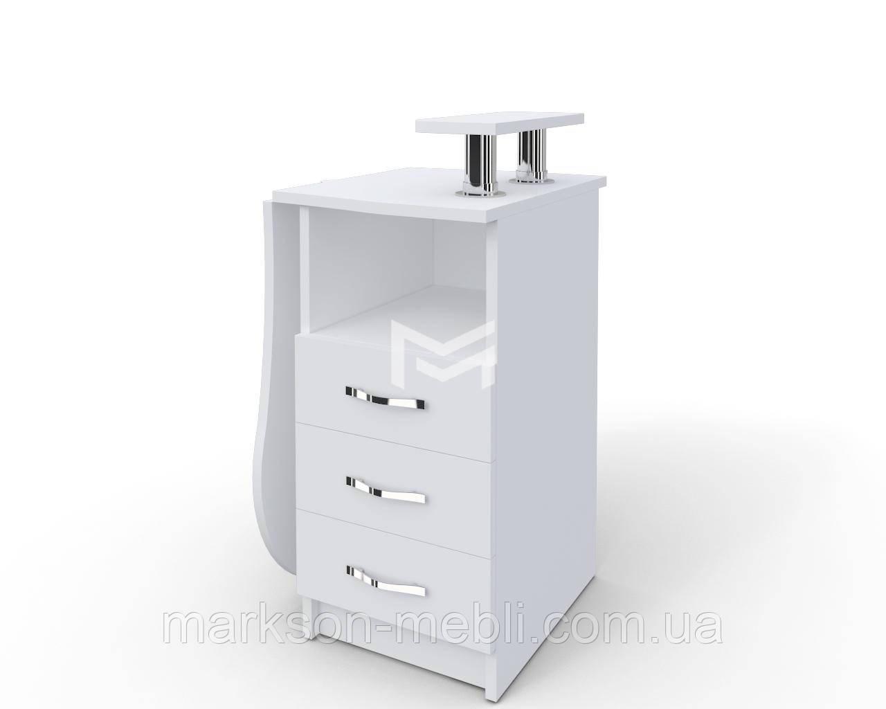 "Стол для маникюра M102 K ""Эстет №2"" компакт"