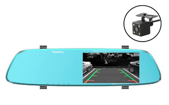 Видеорегистратор Aspiring REFLEX 3 ADAS, FullHD