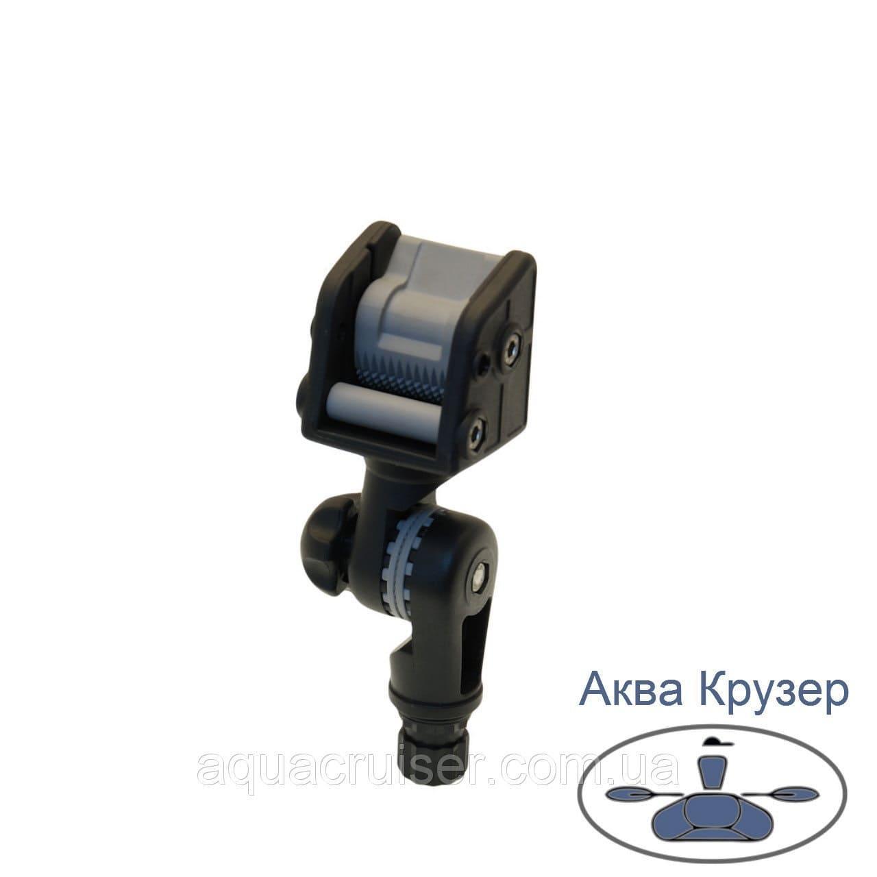 Стопорний вузол для якоря з механізмом нахилу (Al003) borika FASTen, колір чорний