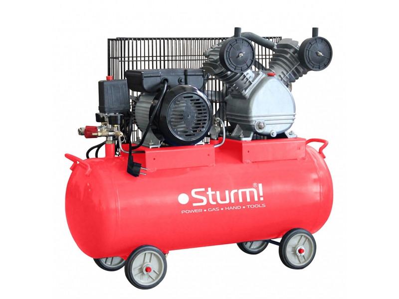 Воздушный компрессор Sturm AC9365-50 (ременной, 2200Вт, 50 л.)