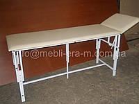 Кушетка смотровая, косметологическая Т-01 . Мягкая мебель для дома .