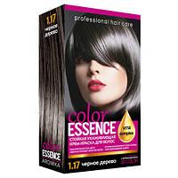 """Крем-краска для волос """"Color Essence"""" Тон: № 1.17 (Черное дерево)"""