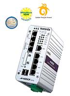 JetBox 9310 Промышленный коммуникационный компьютер Korenix