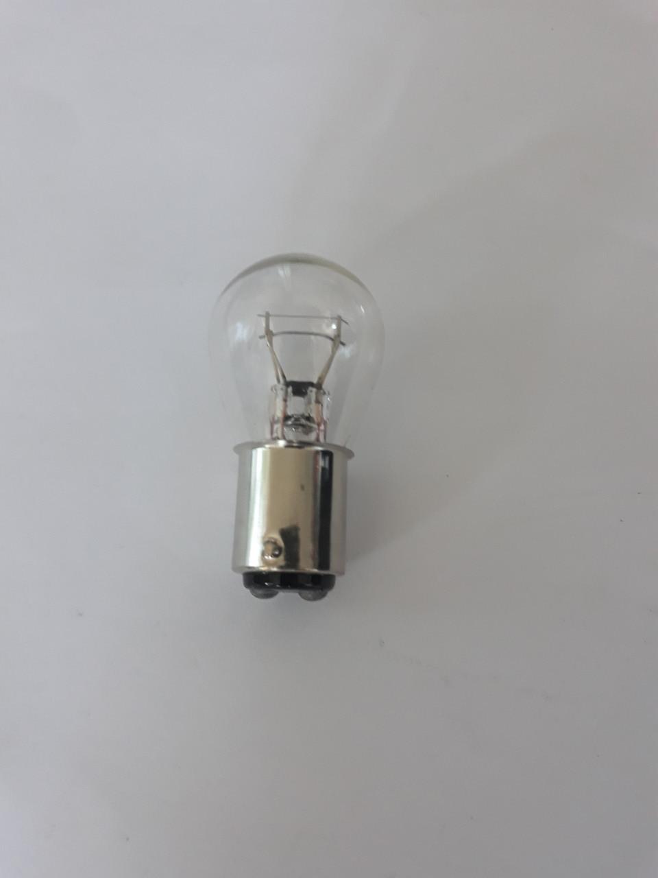 Лампа стопа T20 12V 21/5W S25 цокольная